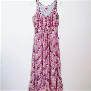 ELLE Hi Low Maxi Dress size 6